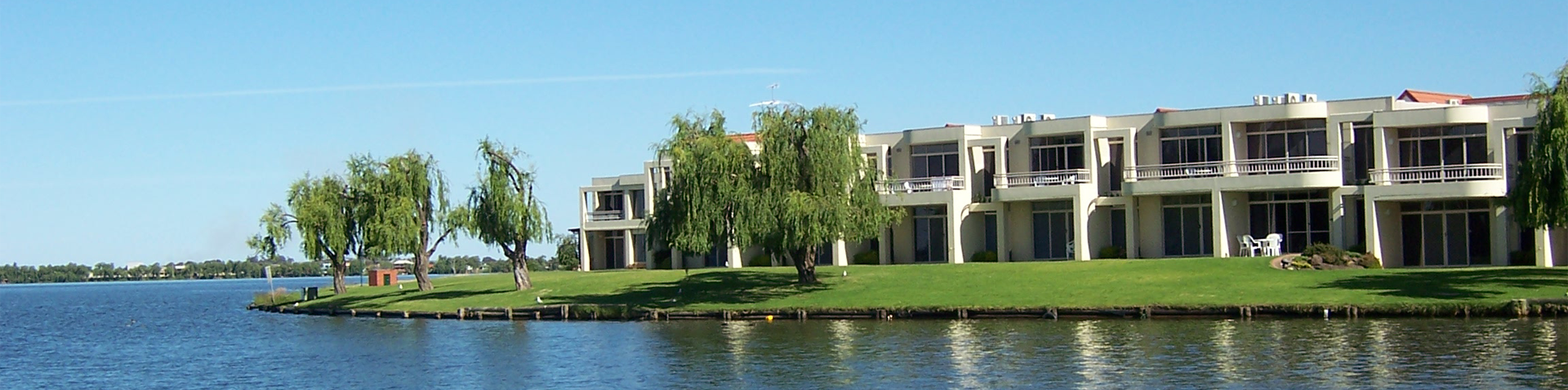Yarrawonga Lakeside Apartments